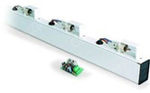 Cигнальные лампы на стрелу CAME G0460 для шлагбаумов Gard 4000 и Gard 6000