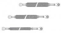 Балансировочная пружина CAME G02040 для Gard 3000, Gard 4040/2