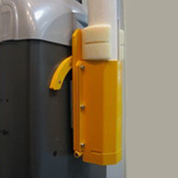 Устройство защиты стрелы CAME G028011 для Gard 8000