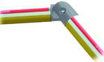 Левый шарнир CAME G03755SX для складывания стрелы G03750