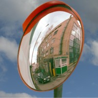 Дорожное зеркало безопасности ЗД-60